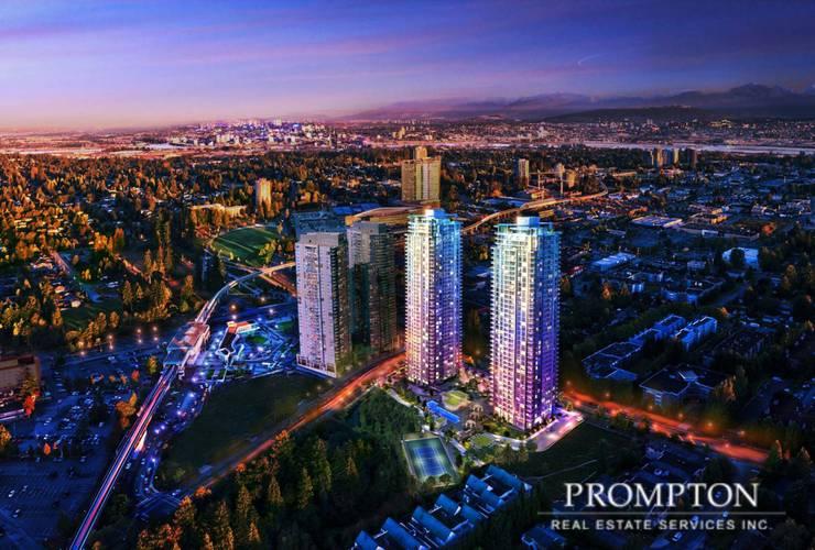 Studio Apartment for Rent in Park Avenue East, 13750 100th Avenue, Surrey, BC - 1