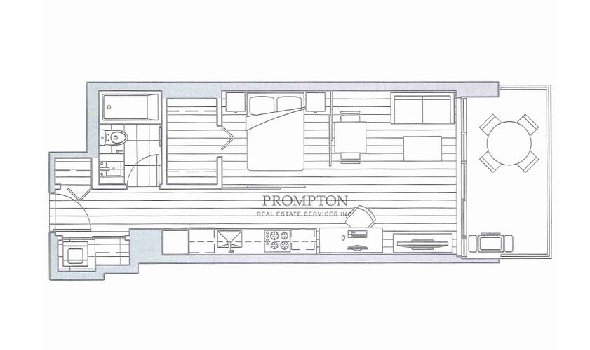 Studio Apartment for Rent in Park Avenue East, 13750 100th Avenue, Surrey, BC - 10