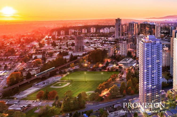 2 Bedrooms Apartment for Rent in The Met 1, 6588 Nelson Ave, Burnaby, BC - 1