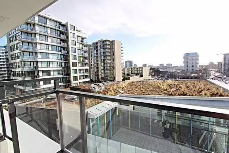 2 Bedrooms Apartment for Rent in Quintet Tower D, 7788 Ackroyd Road, Richmond, BC - 1