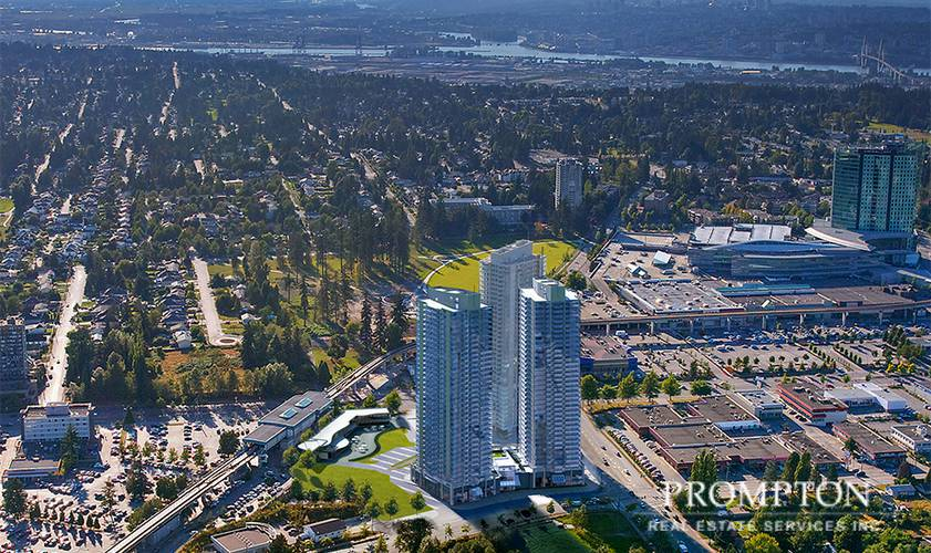2 Bedrooms Apartment for Rent in Park Place 2, 9981 Whalley Blvd, Surrey, BC - 1