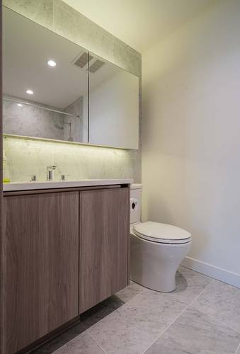 2 Bedrooms Apartment for Rent in W1 (North Tower), 8080 Nunavut Lane, Vancouver, BC - 8