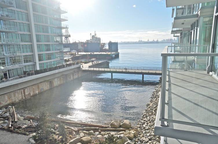 1 Bedroom Apartment for Rent in Cascade at the Pier, 175 Victory Ship Way, North Vancouver, BC - 5